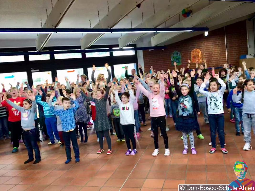 Schultanz-Flashmop