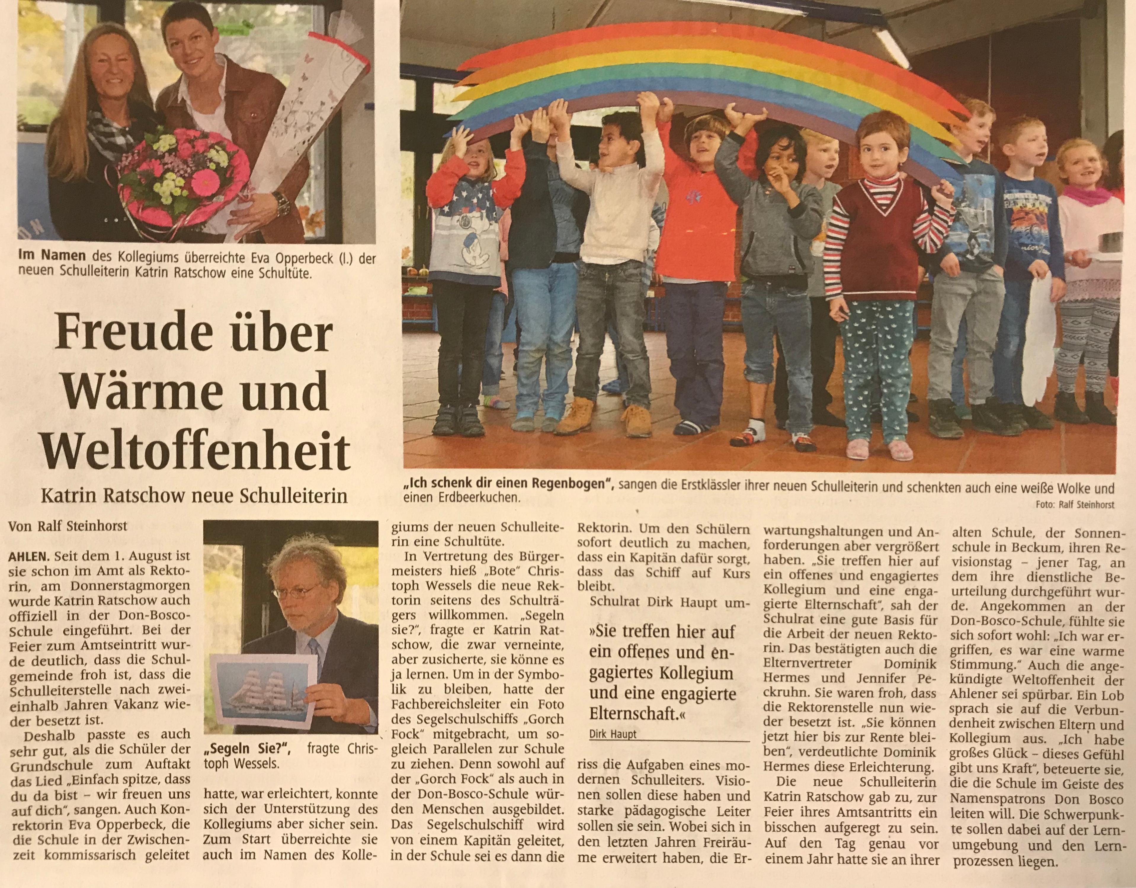 Zeitungsartikel-Quelle Westfälische Nachrichten